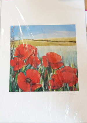Limited Edition Print By Sue Rapley S158SR6