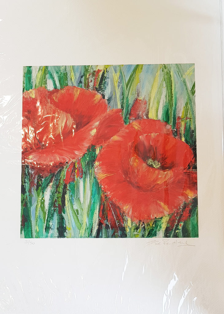 Limited Edition Print By Sue Rapley S158SR7