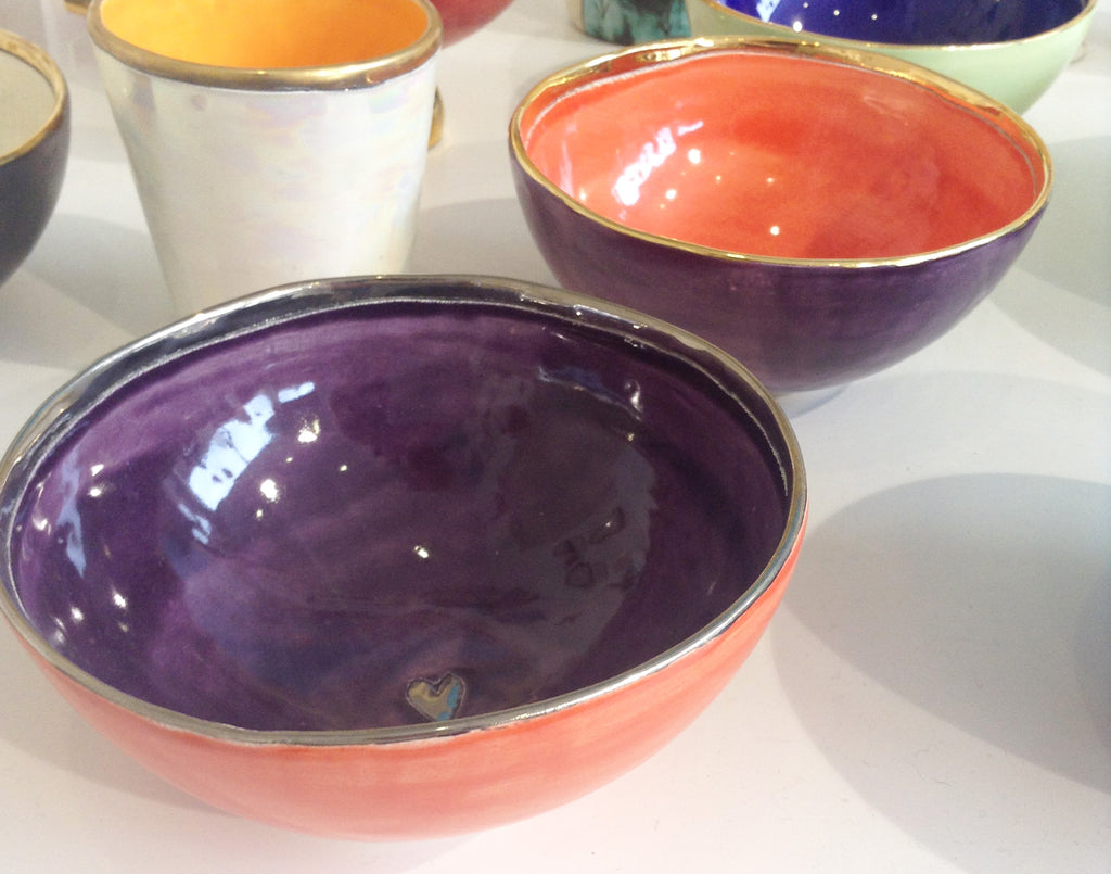 Handmade Ceramic bowl by Sophie Smith