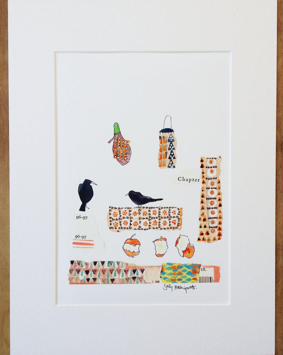 Open Edition Print by Sally Hollingworth S131SH3