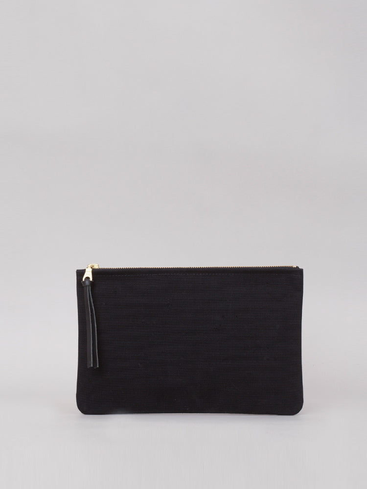 Medium Pouch - Black