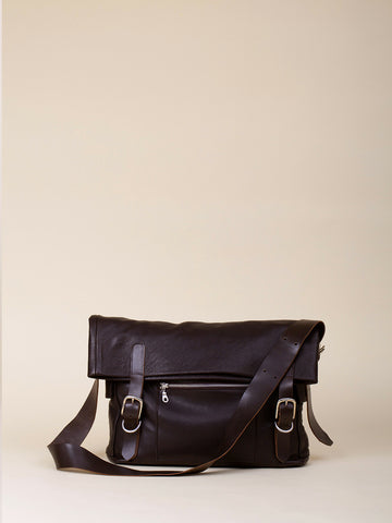 Baggins - Dark Brown Leather