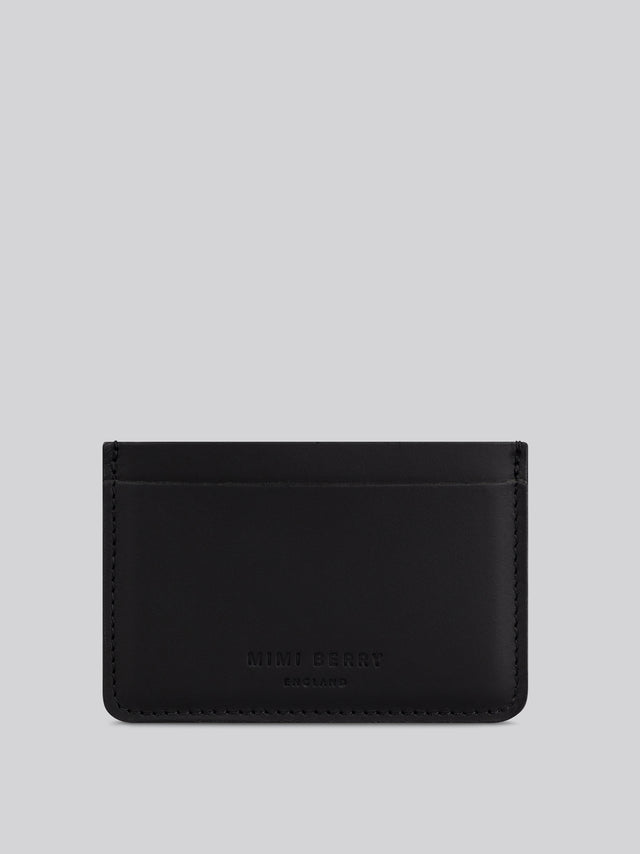 Card Holder - Black matt