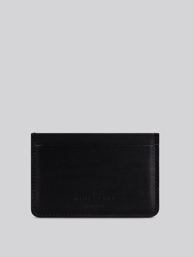 Card Holder - Black shiny