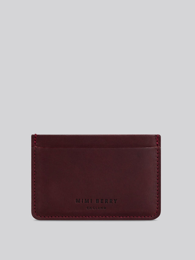Card Holder - Grape