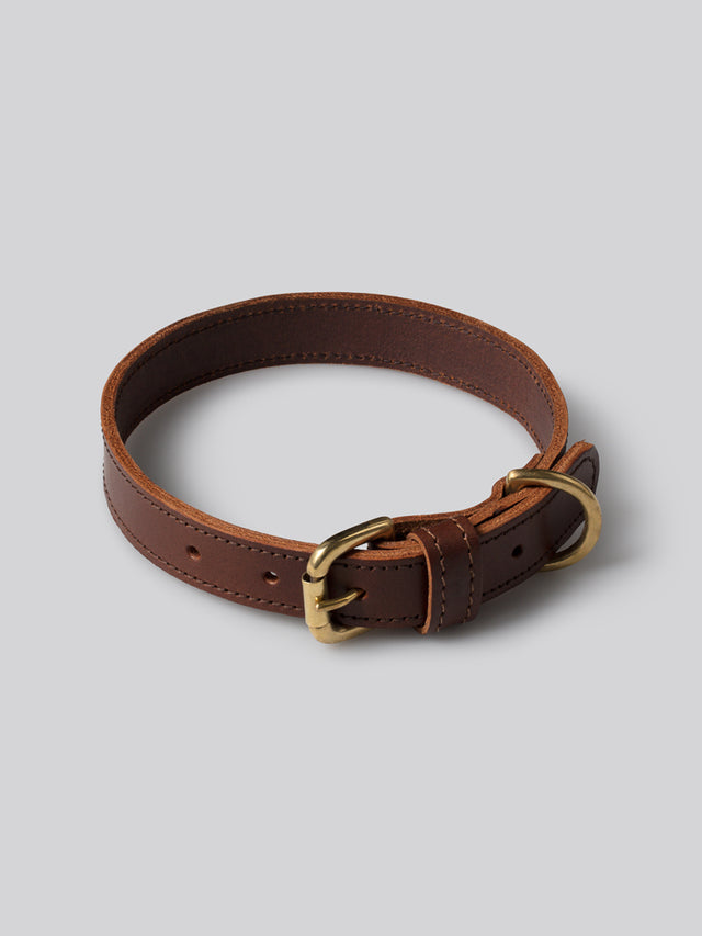 Dog Collar - Brown