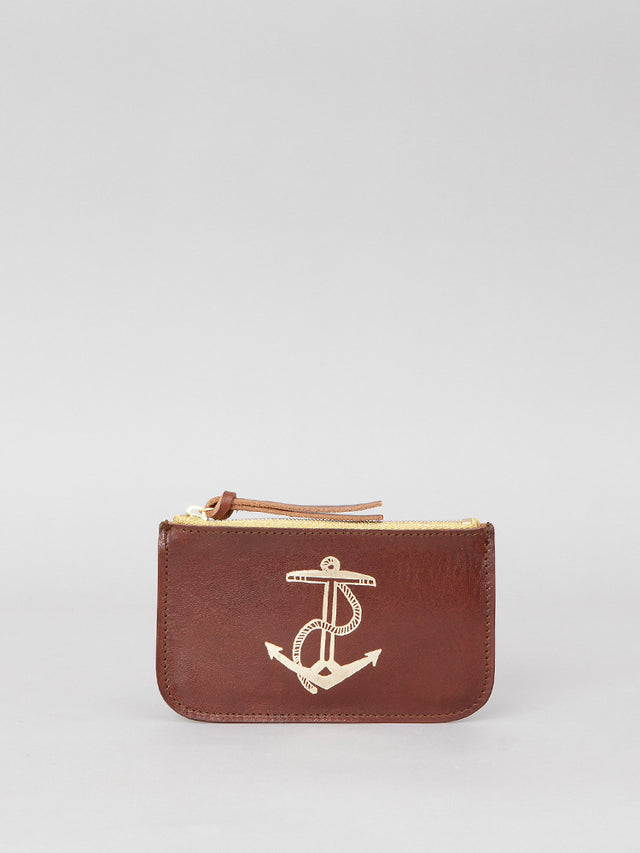 Frazzle Anchor - Brown