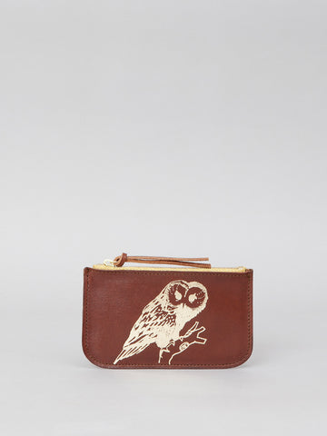 Frazzle Owl - Brown