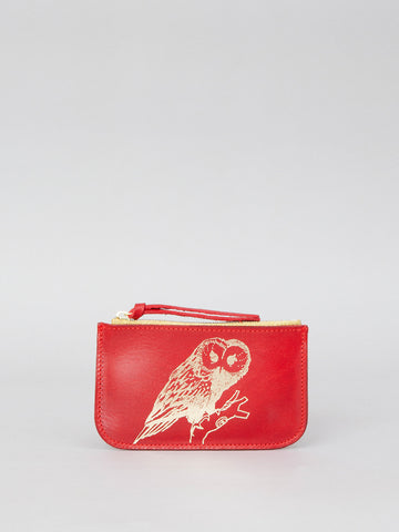 Frazzle Owl - Red
