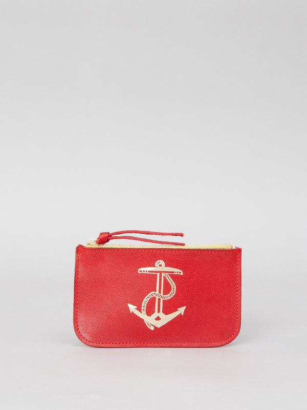 Frazzle Anchor - Red}