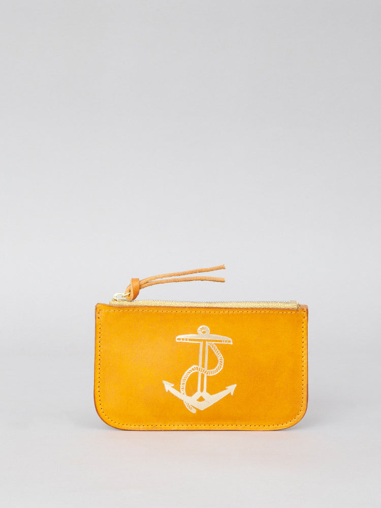 Frazzle Anchor - Mustard}