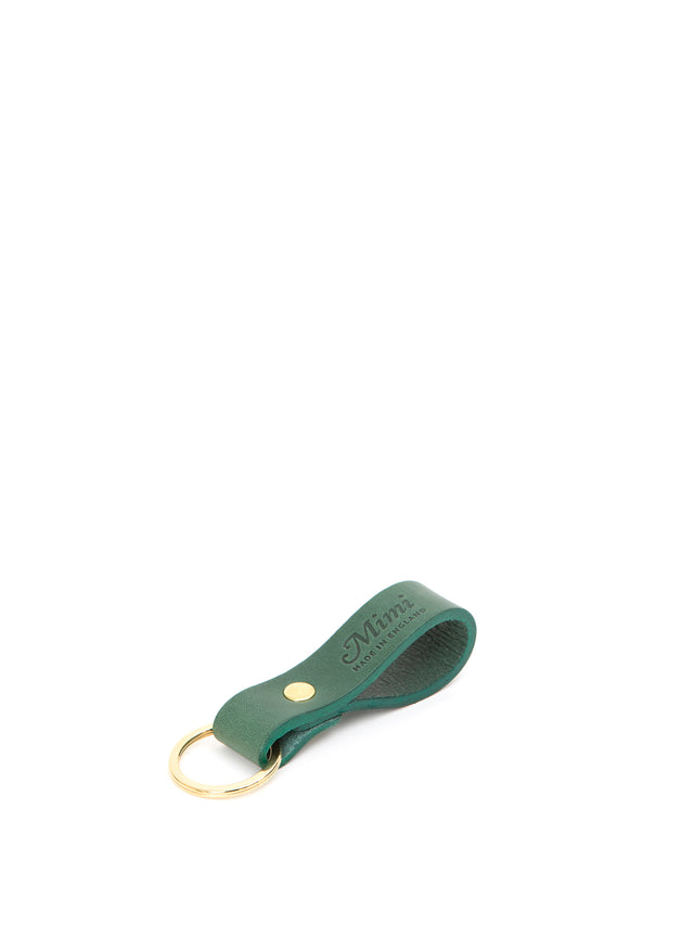 Loop Key Ring - Green