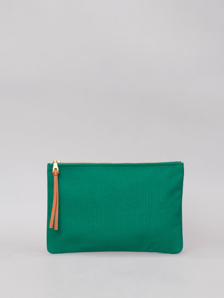 Medium Pouch - Green