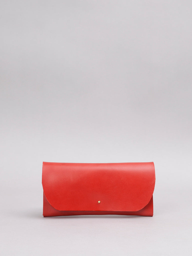 Sunglasses Case - Tomato