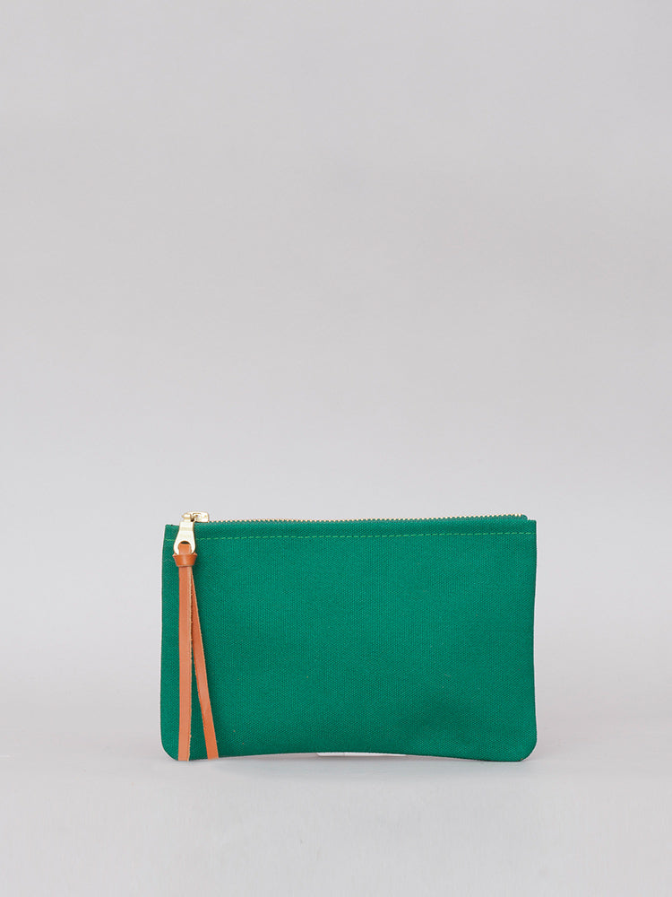 Small Pouch - Green