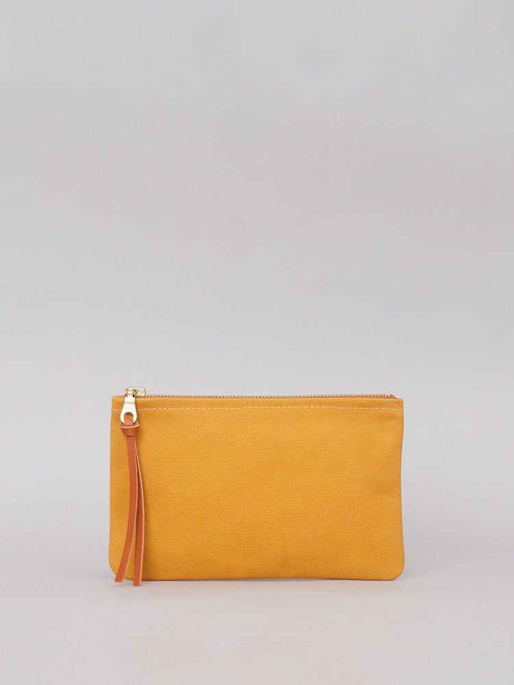 Small Pouch - Mustard