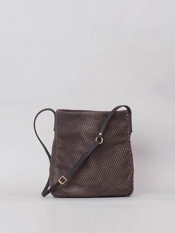 Ben - Dark Brown Perforated