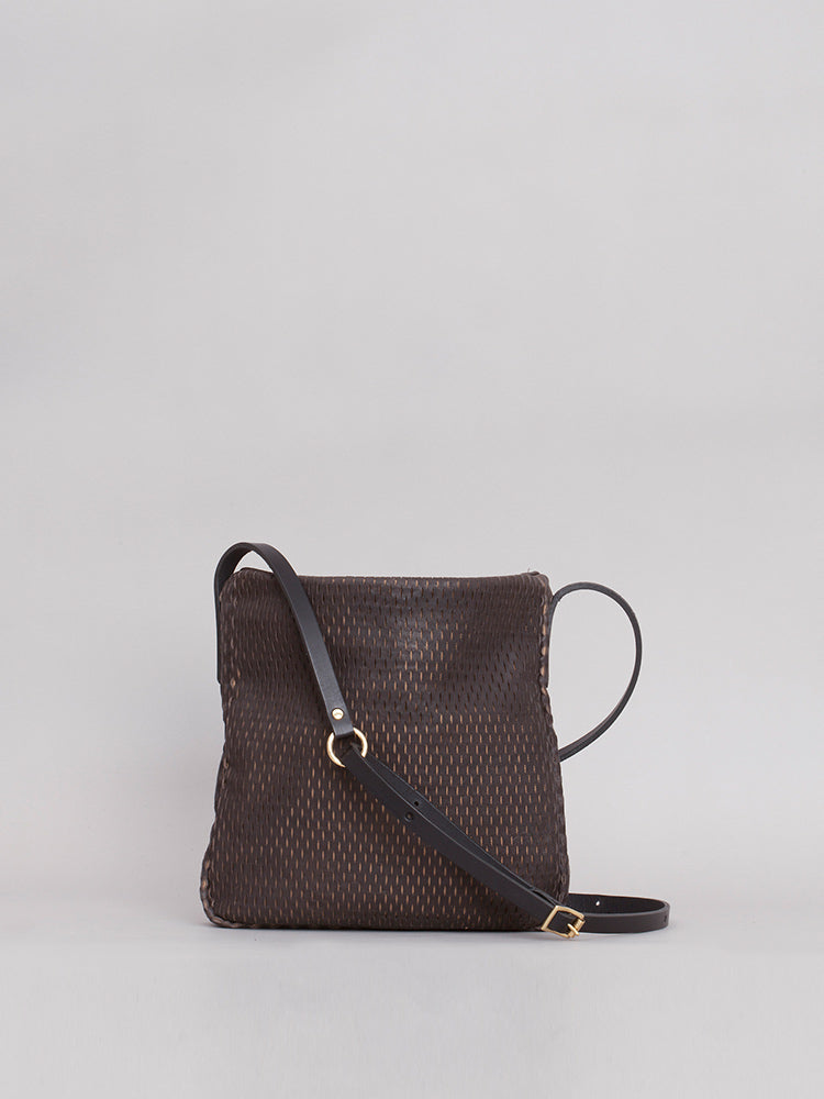 Cy - Dark Brown Perforated