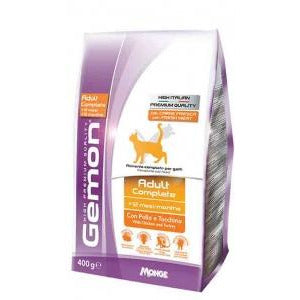 Gemon Cat Chicken and Turkey 1.5 Kg