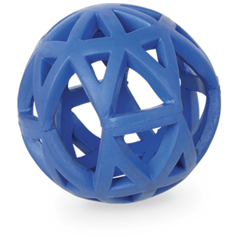 60077 NOBBY Rubber Fence Ball - PetsOffice