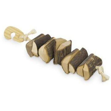 25477 NOBBY Nibble wooden chain - PetsOffice
