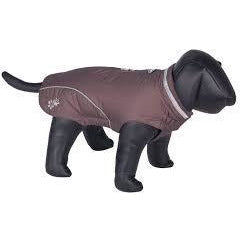 "67915 NOBBY Dog coat ""TENO"" brown 20 cm - PetsOffice"
