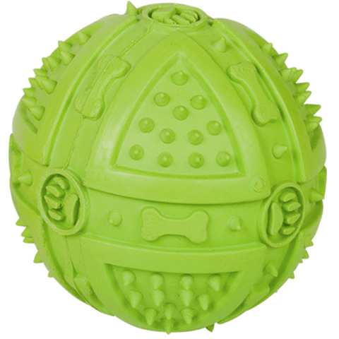 60098 NOBBY Rubber Ball Squeeker - PetsOffice