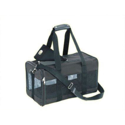 76214 Carrier bag nylon black l x w x h: 55 x 30 x 30 cm