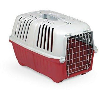 "72146 NOBBY Carrier box ""Pratiko Metal"" l x w x h: 48 x 31,5 x 33 - PetsOffice"