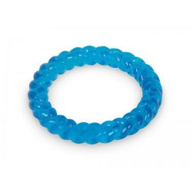 60064 NOBBY TPR Ring blue 14,5 cm - PetsOffice
