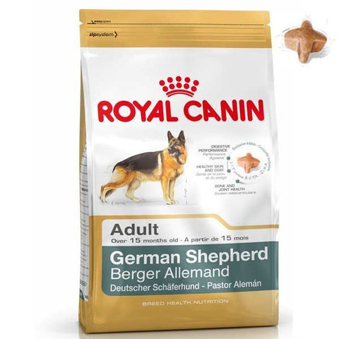 Royal Canin German Shepherd Adult 17kg - PetsOffice