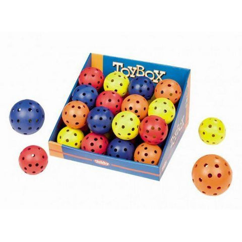 "67002 Rubber ""Ball-in-Ball"" small - PetsOffice"