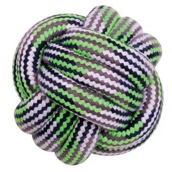 "60347 NOBBY Rope Toy ""XXL"", Ropeball 11,5 cm, approx. 325 g - PetsOffice"