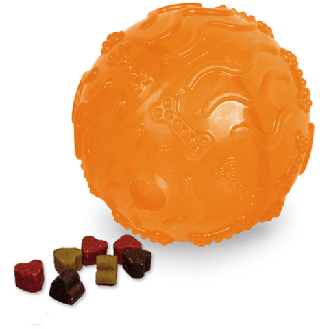 60053 NOBBY TPR Treat Ball - PetsOffice