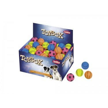 67233 NOBBY Foam rubber ball 4,7 cm - PetsOffice