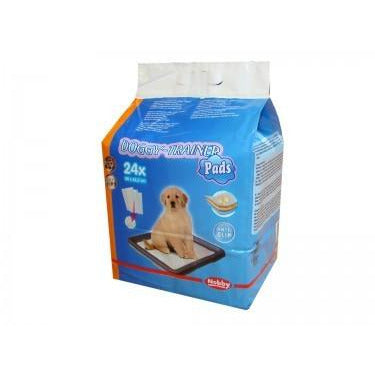 67155 NOBBY Doggy Trainer Pads 24 pcs L - 62,5 x 48 cm - PetsOffice