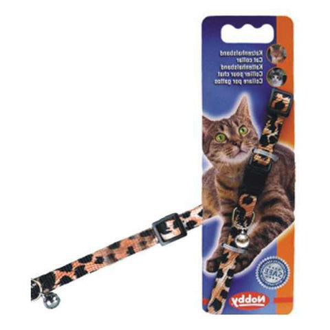 78072 Cat collar Leopard - PetsOffice