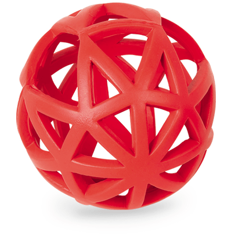 60078 NOBBY Rubber Fence Ball - PetsOffice