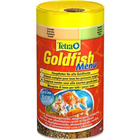 Tetra Fish Food Menu 62g - PetsOffice