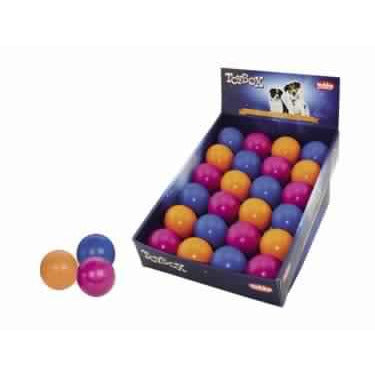 60451 NOBBY Rubber ball - PetsOffice