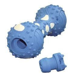 62343 NOBBY Rubber Cooling dumbbell 13 cm - PetsOffice