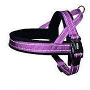 74843-38 NOBBY NORWEGIAN Harness purple XL: L: 68-85 cm + 54 cm; W: 25 mm - PetsOffice