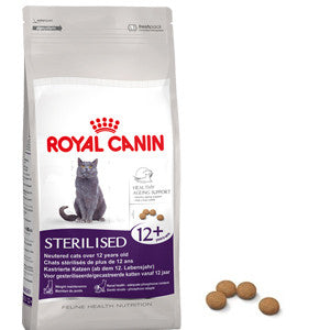 Royal Canin Sterilised +12 2kg - PetsOffice