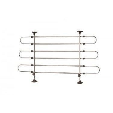 75330 Security grid for cars w: 85 - 140 cm; h: 78 - 105 cm