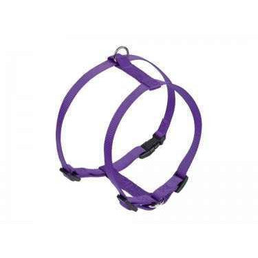 "73164-38 NOBBY Harness ""Classic"" purple chest: 14/20 cm; w: 10 mm - PetsOffice"