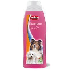 75496 NOBBY Shampoo 2in1 300 ml Made in Germany - PetsOffice