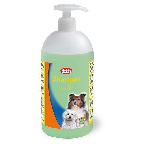 75882 NOBBY Shampoo Tea Tree 1000ml Made in Germany - PetsOffice