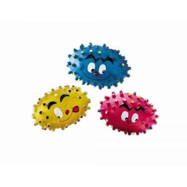 79404 NOBBY Ball with nops and sound 15 cm - PetsOffice