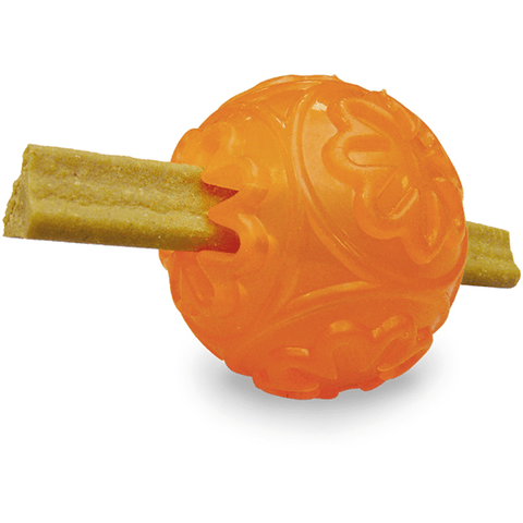 60069 NOBBY TPR Treat Ball - PetsOffice