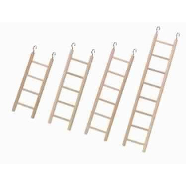31556 NOBBY Wood ladder 6 steps; 26 x 7 cm - PetsOffice